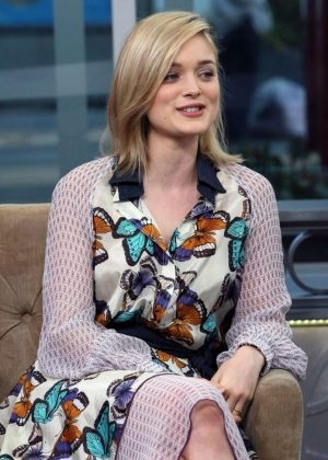 Bella Heathcote - Hollywood Today Live in Los Angeles