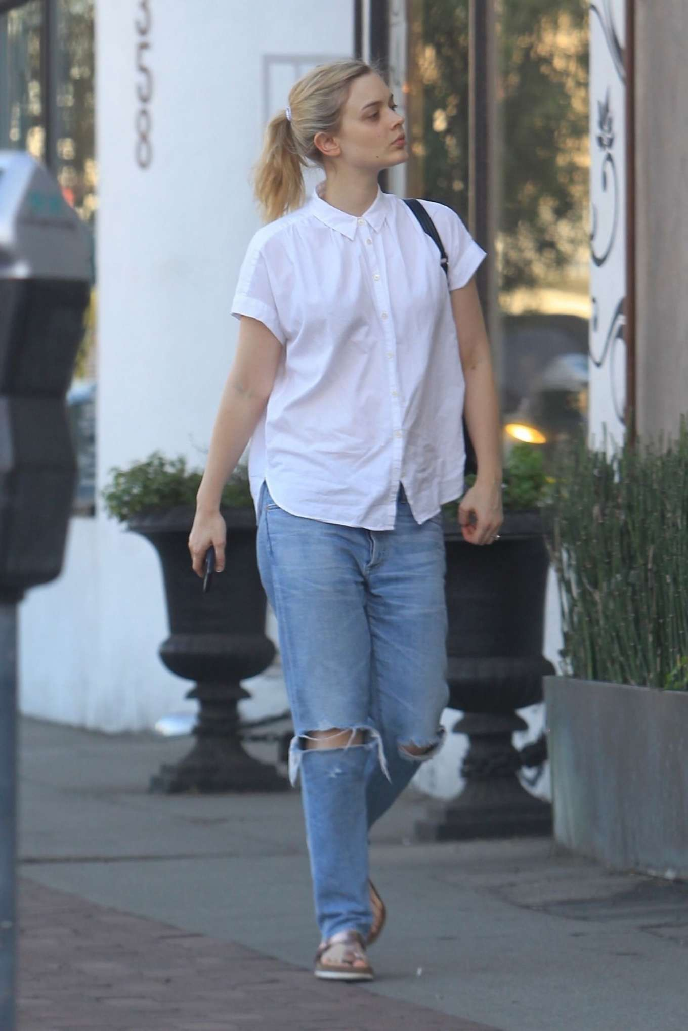 Bella Heathcote 2017 : Bella Heathcote in Jeans -05