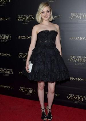 Bella Heathcote - 'Pride and Prejudice and Zombies' Premiere in Los Angeles