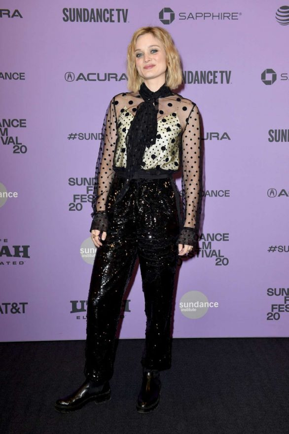 Bella Heathcote - 'Relic' Premiere at 2020 Sundance Film Festival in Park City