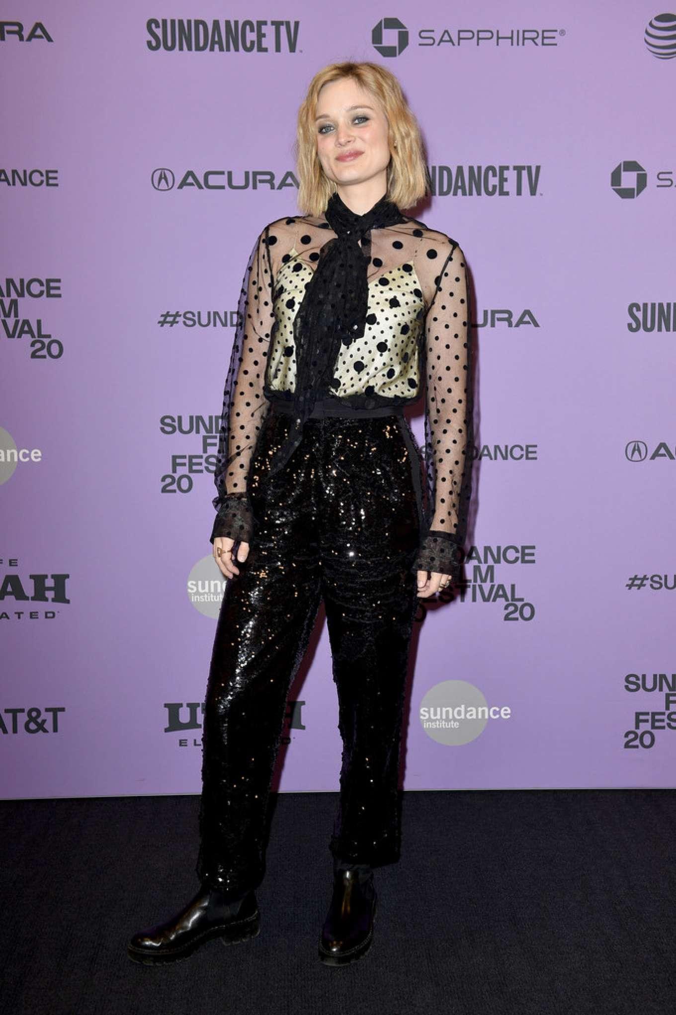 Bella Heathcote - 'Relic' Premiere at 2020 Sundance Film Festival in Park City