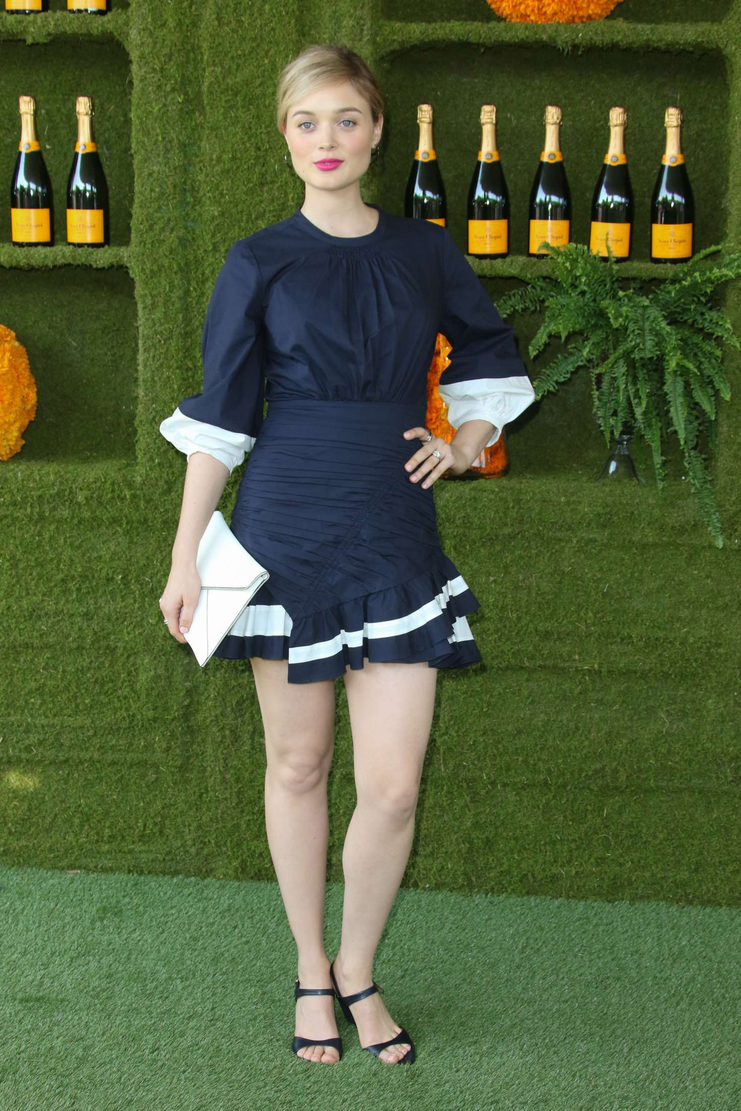 Bella Heathcote 2017 : Bella Heathcote: Veuve Cliquot Polo Classic in LA -04
