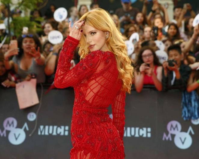 Bella Thorne: MuchMusic Video Awards 2015 -02