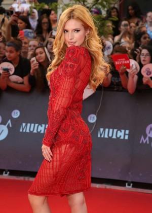 Bella Thorne - MuchMusic Video Awards 2015 in Toronto