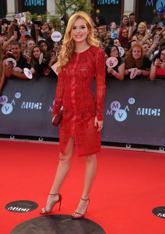 Bella Thorne: MuchMusic Video Awards 2015 -19