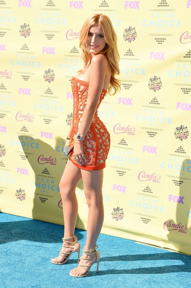 Bella Thorne - 2015 Teen Choice Awards in LA