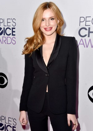 Bella Thorne - 41st Annual People's Choice Awards in LA