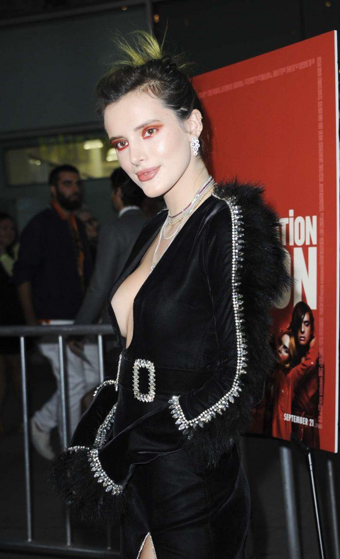 Bella Thorne - 'Assassination Nation' Premiere in Los Angeles