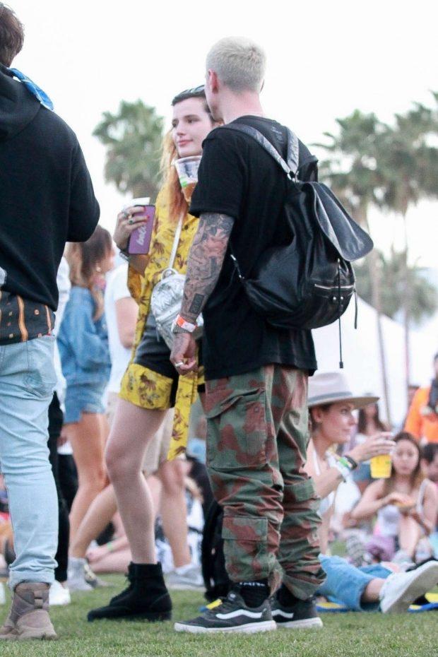 Bella Thorne 2019 : Bella Thorne at 2019 Coachella -02