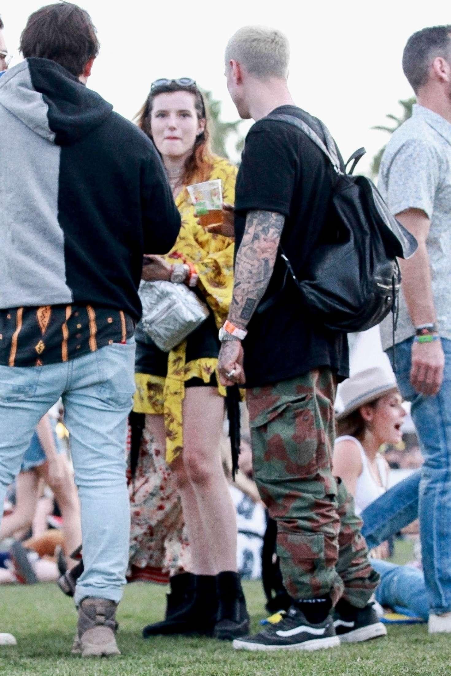 Bella Thorne 2019 : Bella Thorne at 2019 Coachella -03