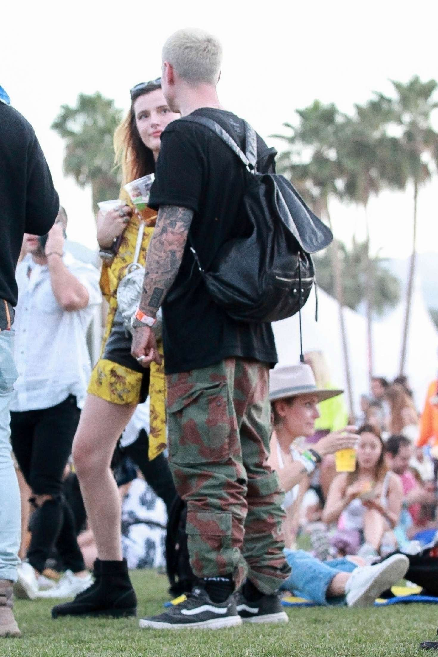 Bella Thorne 2019 : Bella Thorne at 2019 Coachella -07