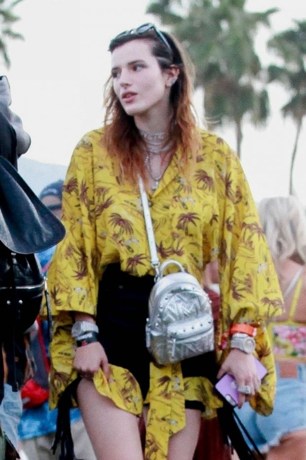 Bella Thorne 2019 : Bella Thorne at 2019 Coachella -08