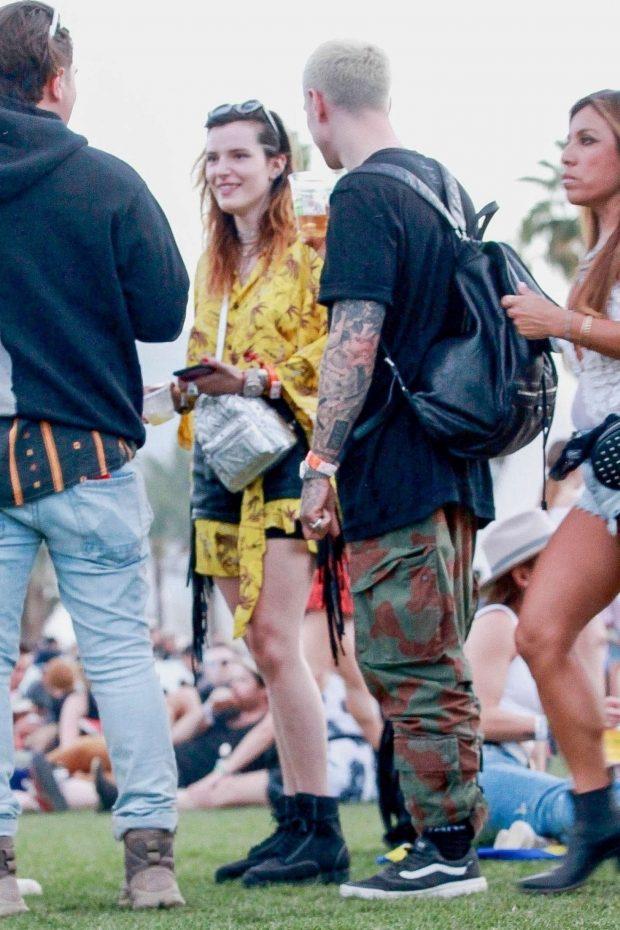 Bella Thorne 2019 : Bella Thorne at 2019 Coachella -15