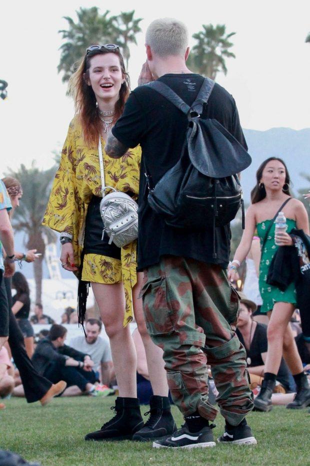 Bella Thorne 2019 : Bella Thorne at 2019 Coachella -17