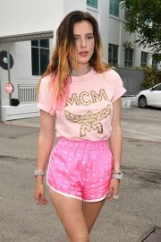 Bella Thorne - Attends the MCM Pride Event in Beverly Hills