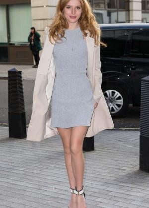 Bella Thorne - BBC Radio 1 in London