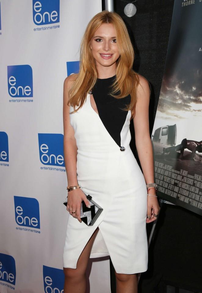 Bella Thorne - 'Big Sky' Premiere in Hollywood