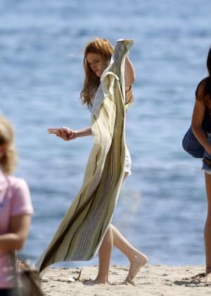 Bella Thorne Bikini in Malibu-04