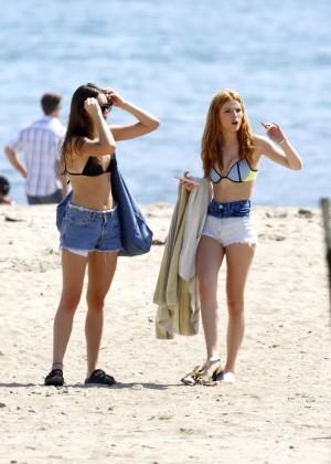 Bella Thorne Bikini in Malibu-19