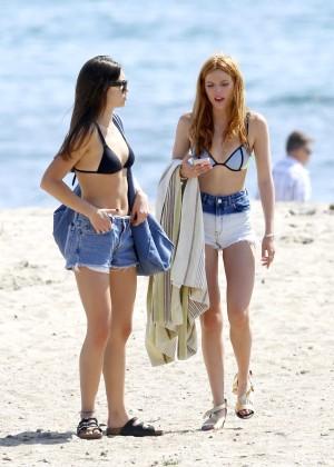 Bella Thorne Bikini in Malibu-24