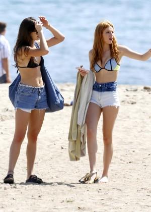 Bella Thorne Bikini in Malibu-27