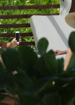 Bella Thorne in Bikini-04