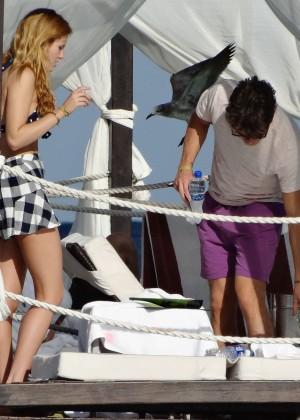 Bella Thorne in Bikini-14