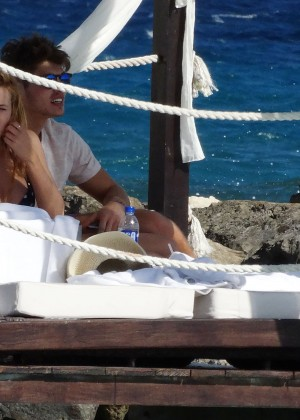 Bella Thorne in Bikini-17