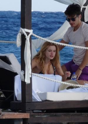 Bella Thorne in Bikini-21