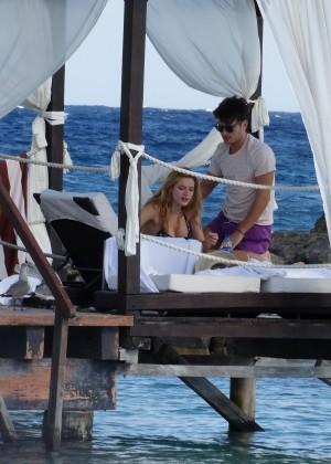 Bella Thorne in Bikini-24