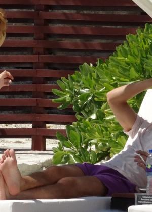Bella Thorne in Bikini-25