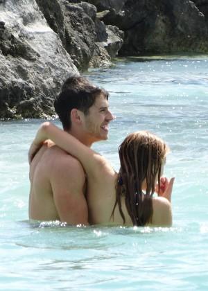 Bella Thorne in Bikini-36