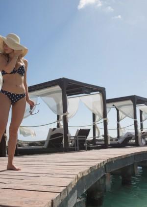 Bella Thorne: Bikini Photoshoot 2016 -07