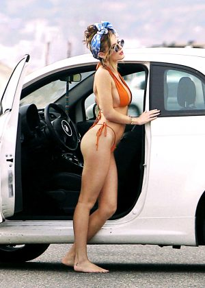 Bella Thorne: Bikini Photoshoot 2016 -04