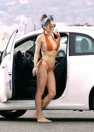 Bella Thorne: Bikini Photoshoot 2016 -06