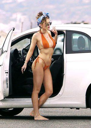 Bella Thorne: Bikini Photoshoot 2016 -08