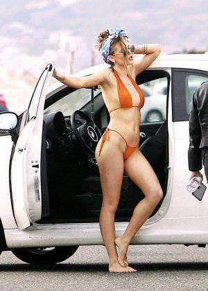 Bella Thorne: Bikini Photoshoot 2016 -09