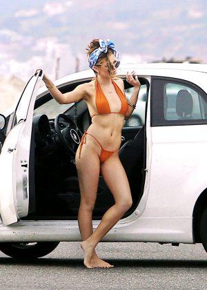 Bella Thorne: Bikini Photoshoot 2016 -22