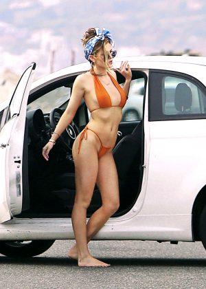 Bella Thorne: Bikini Photoshoot 2016 -25