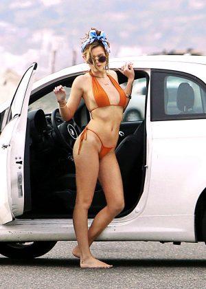 Bella Thorne: Bikini Photoshoot 2016 -28