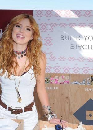 Bella Thorne: Birchbox Cabana day 1 -03