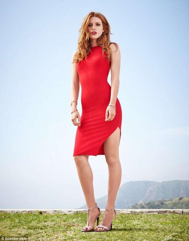 Bella Thorne - Boohoo.com Photoshoot 2015