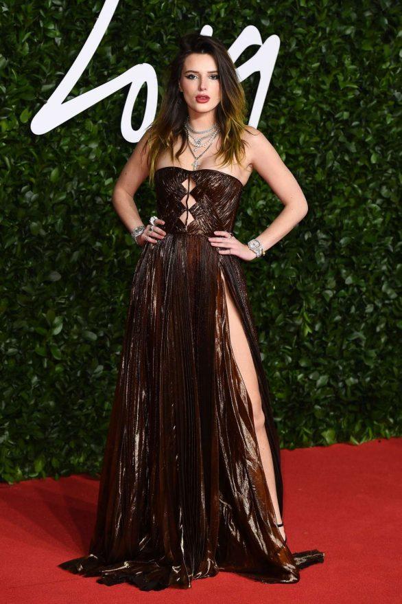 Bella Thorne 2019 : Bella Thorne – Fashion Awards 2019 in London-03