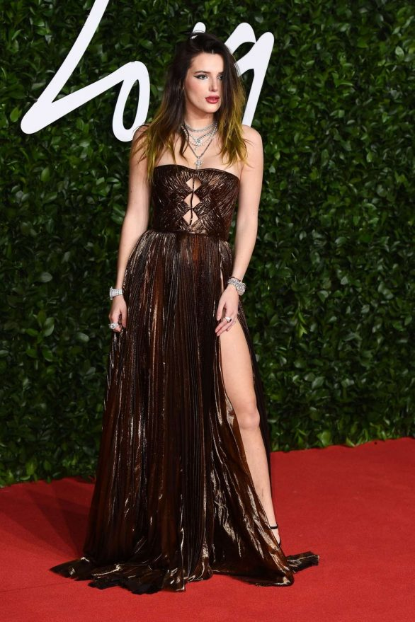 Bella Thorne 2019 : Bella Thorne – Fashion Awards 2019 in London-04