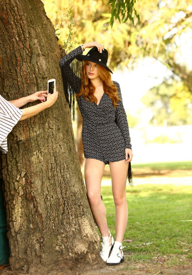 Bella Thorne: Sara Jaye Weiss Photoshoot 2015 -05