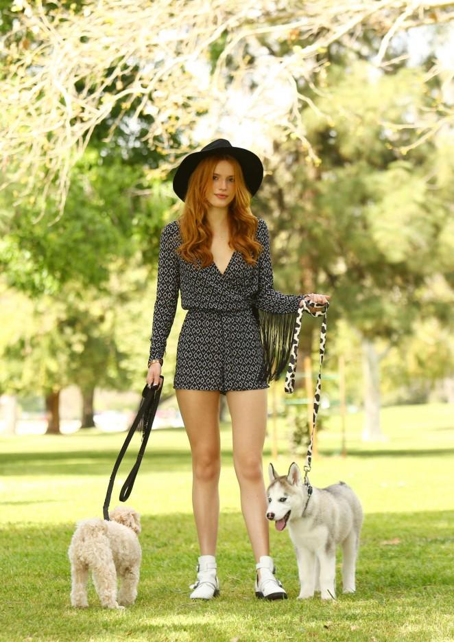 Bella Thorne: Sara Jaye Weiss Photoshoot 2015 -11