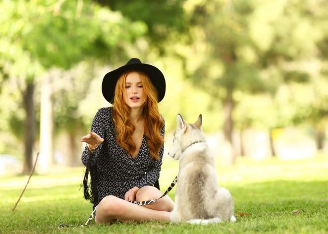 Bella Thorne: Sara Jaye Weiss Photoshoot 2015 -18