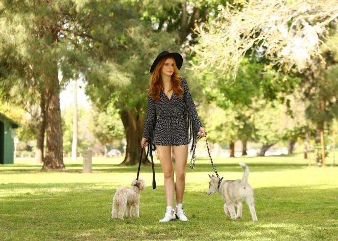 Bella Thorne: Sara Jaye Weiss Photoshoot 2015 -20