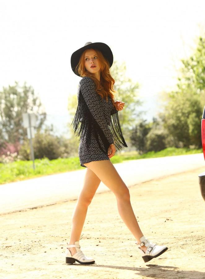 Bella Thorne: Sara Jaye Weiss Photoshoot 2015 -27