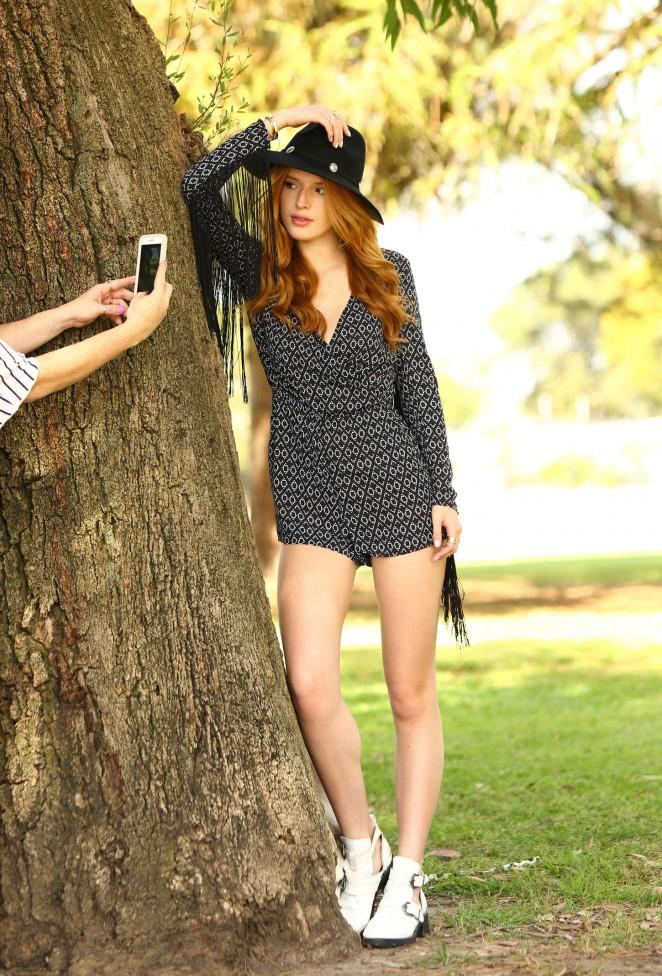 Bella Thorne: Sara Jaye Weiss Photoshoot 2015 -35